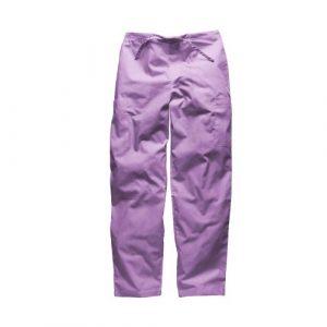 Pantalon médical Dickies, unisexe, cordon, HC50601 (XL, ORH-ORCHIDEE)
