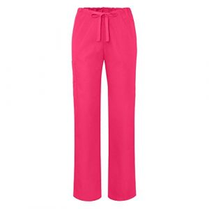 Pantalon Médical Blouses Unisexe – Pantalons Uniformes d'Hôpital – 504 Couleur: FRP   Taille: M