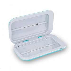 NXLWXN Stérilisateur UV Machine Désinfectante Professionnelle pour Outils De Manucure, Tatouage, Coiffure De Salon, Certification CE Élimine 99.99% des Bactéries