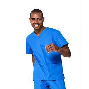 R&r Unisexe Uniformes Infirmières de santé Médecins Docteur en médecine vétérinaire,B,L