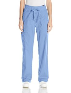 Pantalon médicale Koi Morgan – 7 Couleurs Disponibles (L, Bleu ciel)