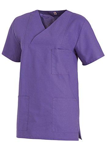 Leiber Veste unisexe – Violet – 50-52