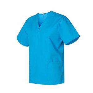 Uniformes 301-501 – Pantalon médical Unisexe avec Casquette et Pantalon – XL, Bleu Clair