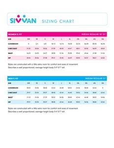 Sivvan Pantalon Médical Femme Type Cargo avec Cordon – S8200 – White – XL