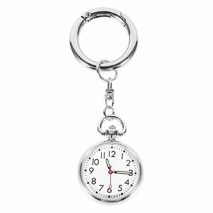 Montre d'infirmière médicale à suspendre sur le torse – Montre d'infirmière pour étudiant – Chronomètre – Montre d'infirmière (style une)