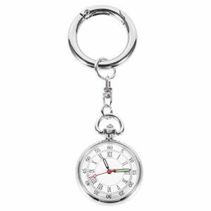 Montre d'infirmière médicale à suspendre sur le torse – Montre d'infirmière pour étudiant – Chronomètre – Style 4