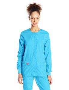 Dickies Tunique médicale pour Femme. – Turquoise – M